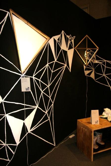 Lampada piramide 04